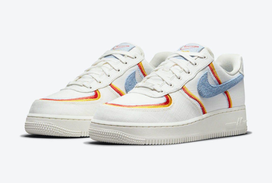 NIKE AIR FORCE 1 LOVE WOMEN
