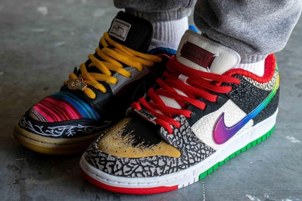 Nike SB Dunk What the P-Rod 2