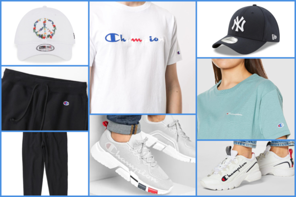 Set đồ Streetwear Champion x New Era
